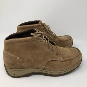 Red Wings Tan Leather Ankle Boot Size 11.5